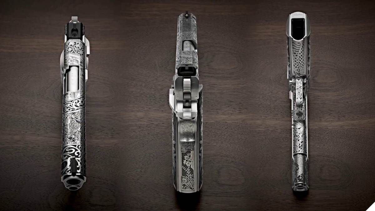If You Like Beautiful 1911s, You Will Love These...