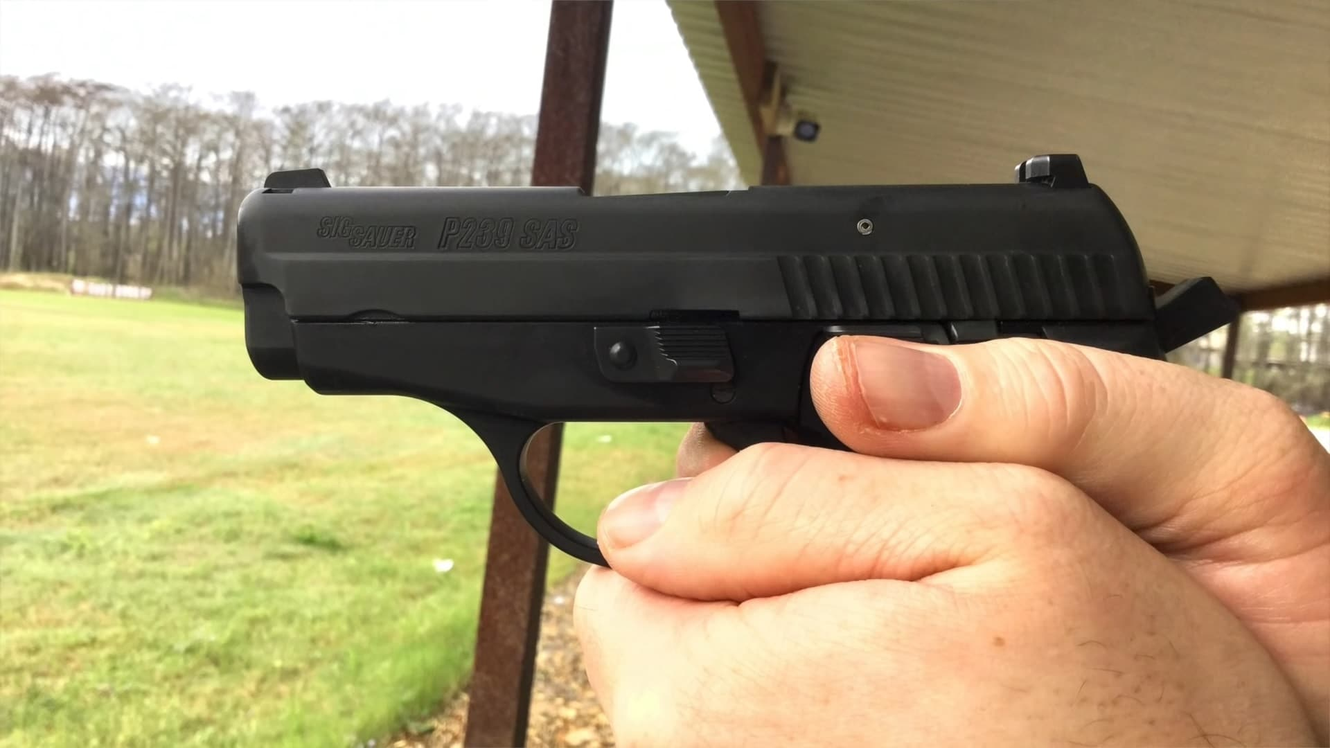 In Memorandum to the SIG P239 Compact Carry Gun (VIDEOS)