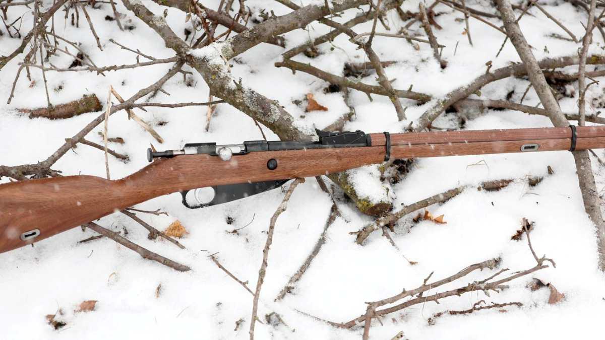 Keystone Arms Promises Youth-sized Mini Mosin  22 Rifle :: Guns com