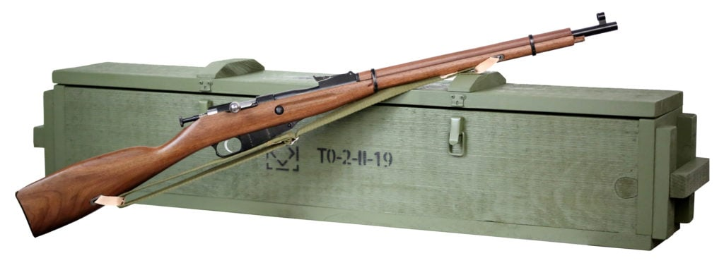 Keystone Mini Mosin Crate