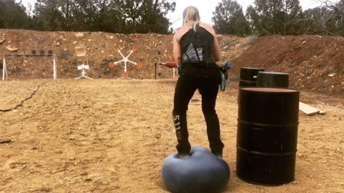 trick shooting