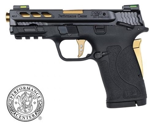 Smith & Wesson Delivers New M&P380 Shield EZ Performance Center Models (VIDEO)