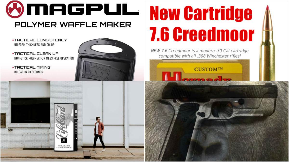 Magpul Accurate Shooter Harambe april fools collage