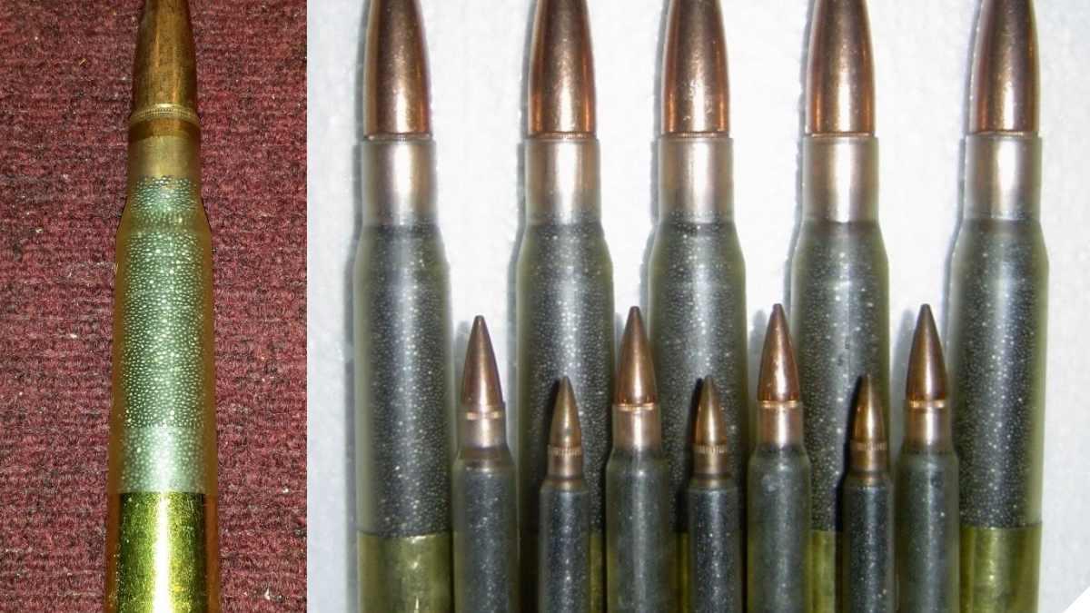 polymer ammunition