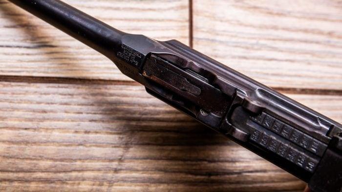 Mauser C96 sights