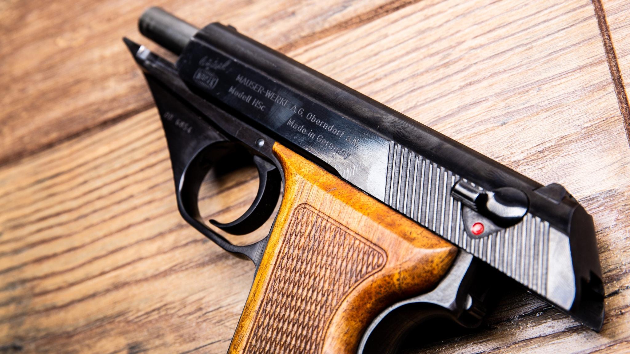 Mauser pistols Gunscom HSC