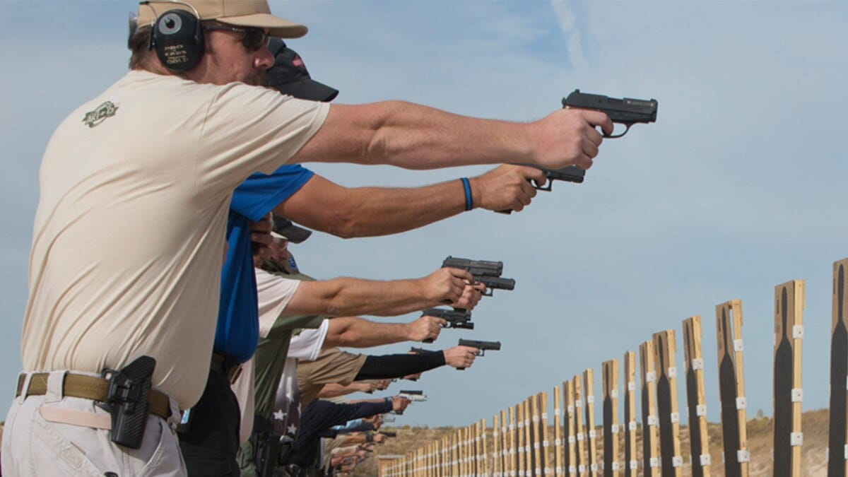 NRA National Police Shooting Championships Head to Mississippi in Sept.