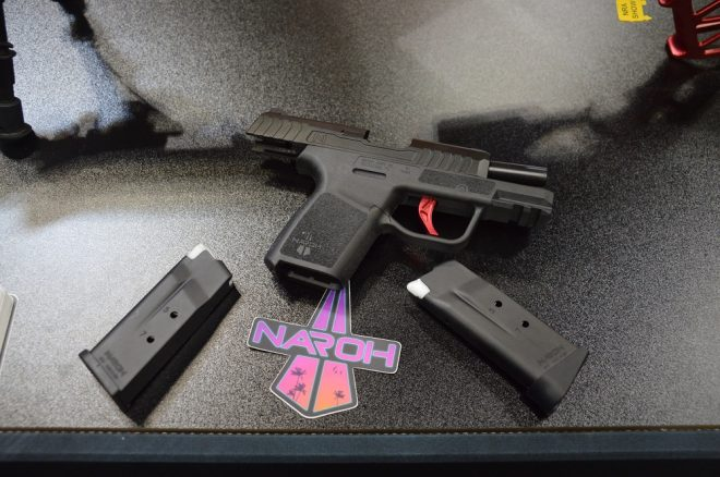 Naroh Arms Intros New N1 Compact Pistol (VIDEO) (1)