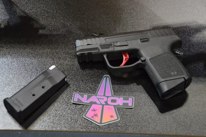 Naroh Arms Intros New N1 Compact Pistol (VIDEO) (2)