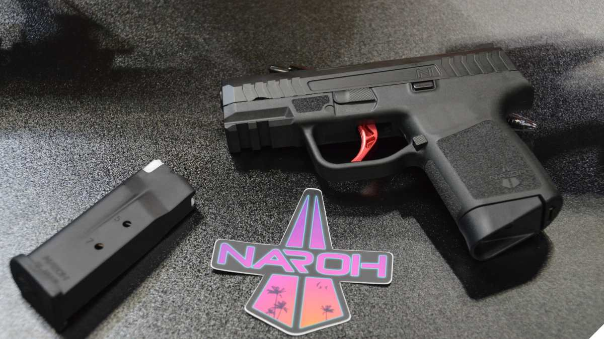 Naroh Arms Intros New N1 Compact Pistol (VIDEO)