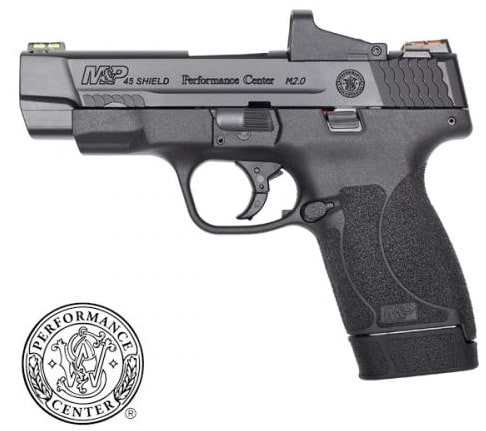 Performance Center M&P45 SHIELD M2.0 4 Barrel & Slide MOA