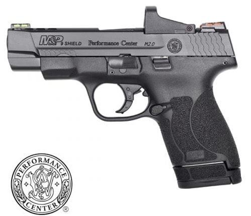 Performance Center M&P9 SHIELD M2.0 4 Ported Barrel & Slide