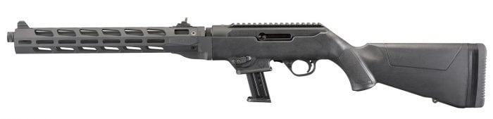 Ruger PC Carbine with Magpul M-LOK free float handguard