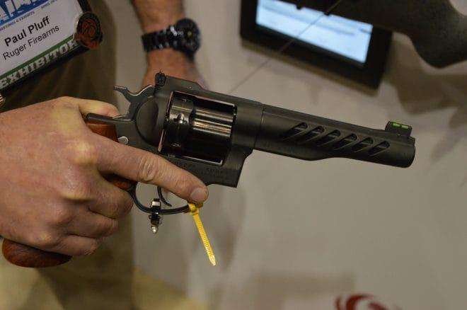 Ruger custom Shop Super GP100 Competition Revolver (3)
