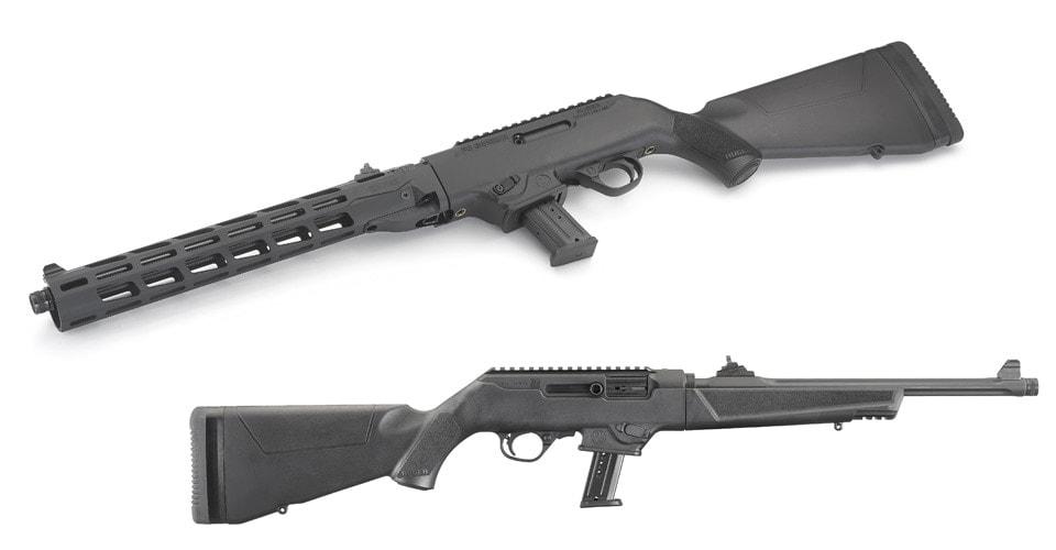 Ruger PC Carbine models compared