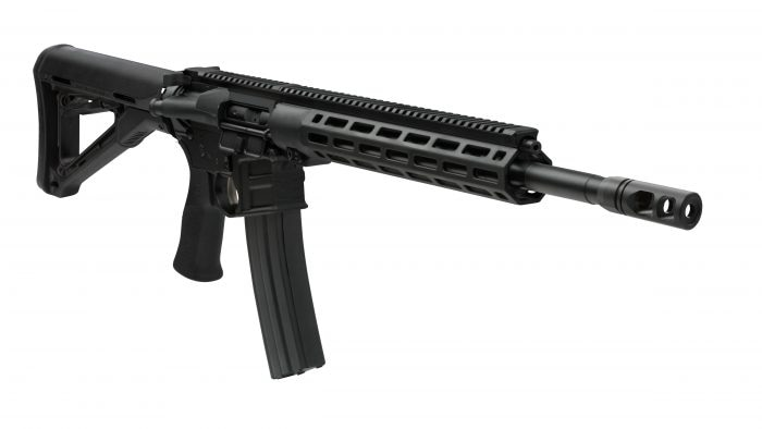 Savage MSR Recon LRP rifle