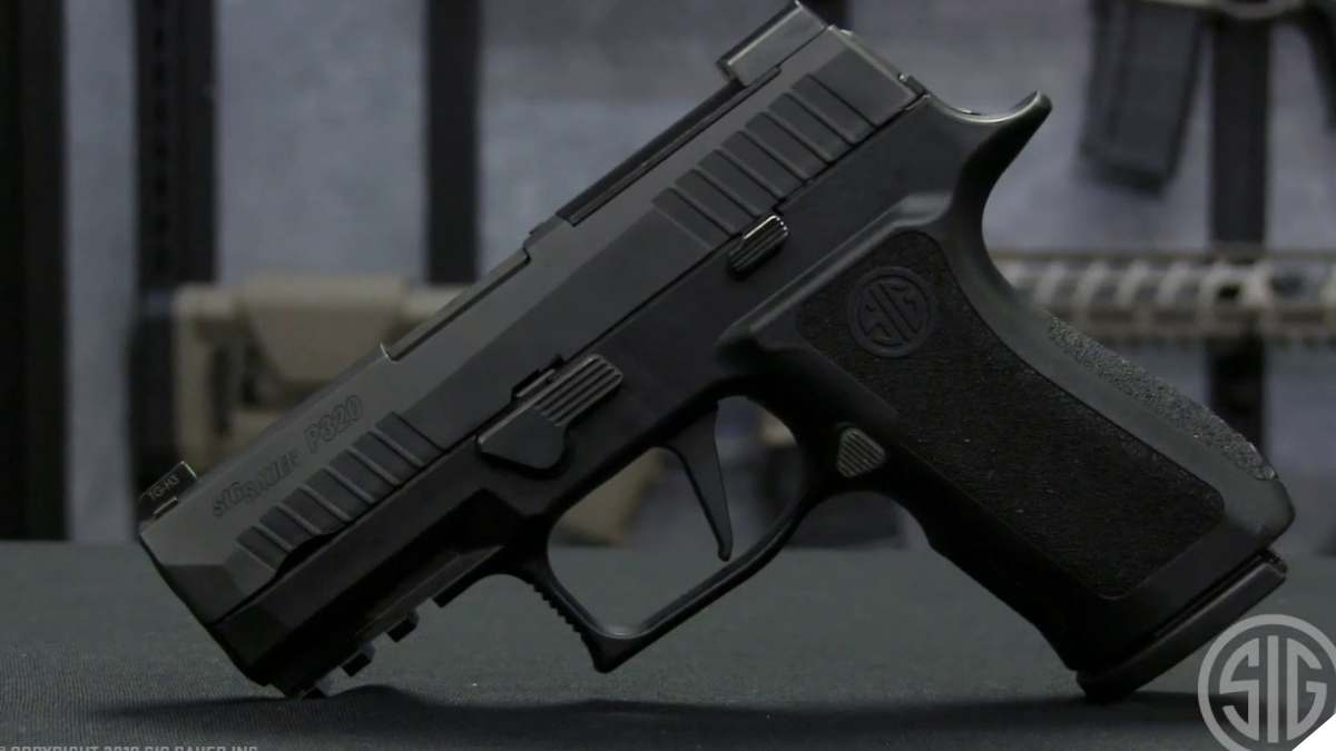 SIG Now Shipping P320 XCompact to Dealers (VIDEO)