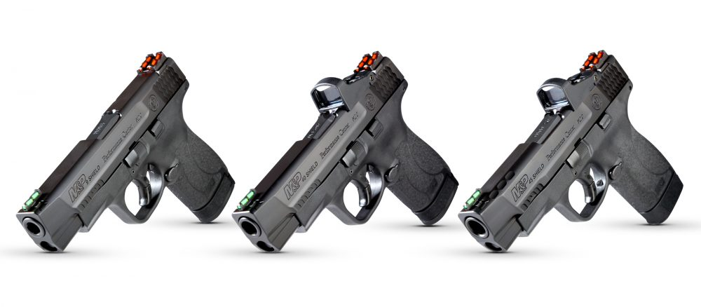 S&W Performance Center Optics-Equipped M&P Shield M2.0