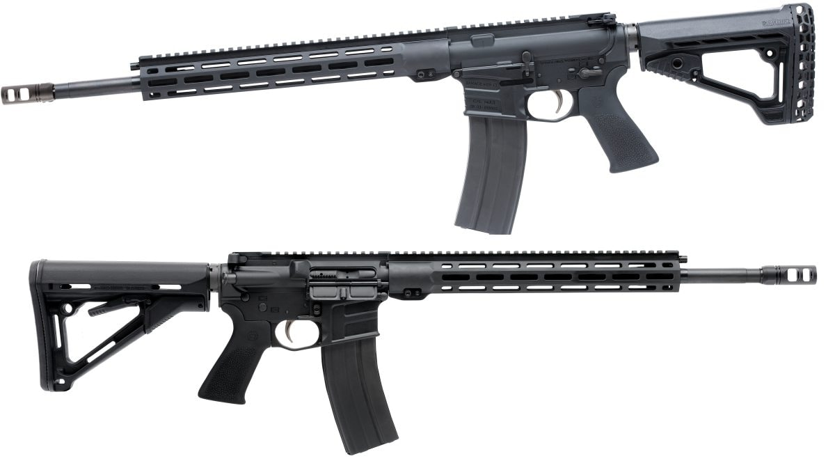 Savage Updates MSR 15 Recon with Longer LRP Series Rifles