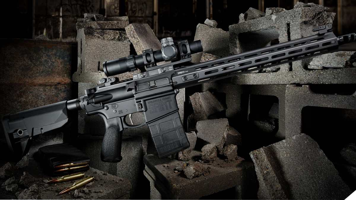 Springfield Armory SAINT Victor in .308 rifle