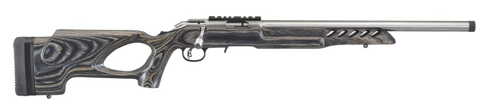 Stainless Ruger American Rimfire Rifles