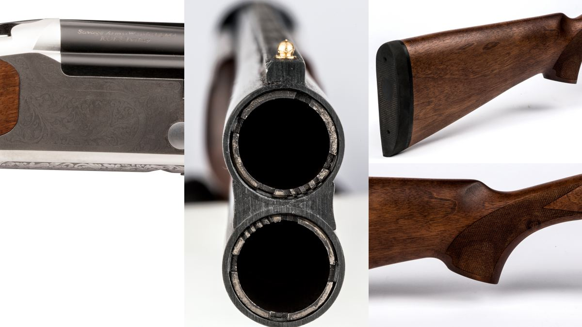 Stevens Goes 16-Gauge with New 555E Over-and-Under features