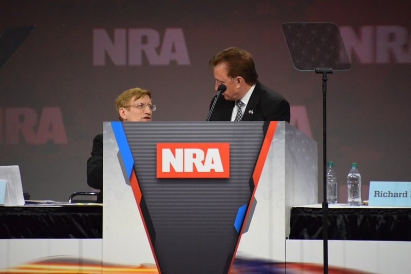 nra, richard childress