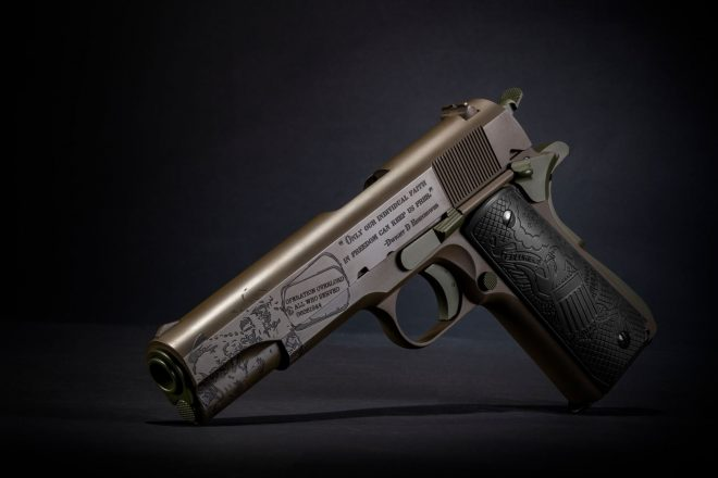 Auto-Ordnance M1911 The General D-Day Commemorative