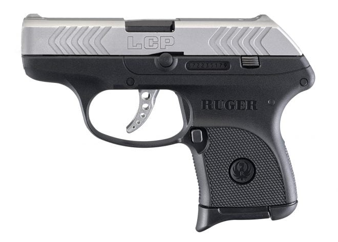 Ruger Stainless LCP