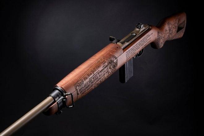 Auto Ordnance M1 Carbine D-Day commemorative