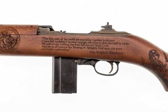 Auto Ordnance M1 Carbine D-Day commemorative