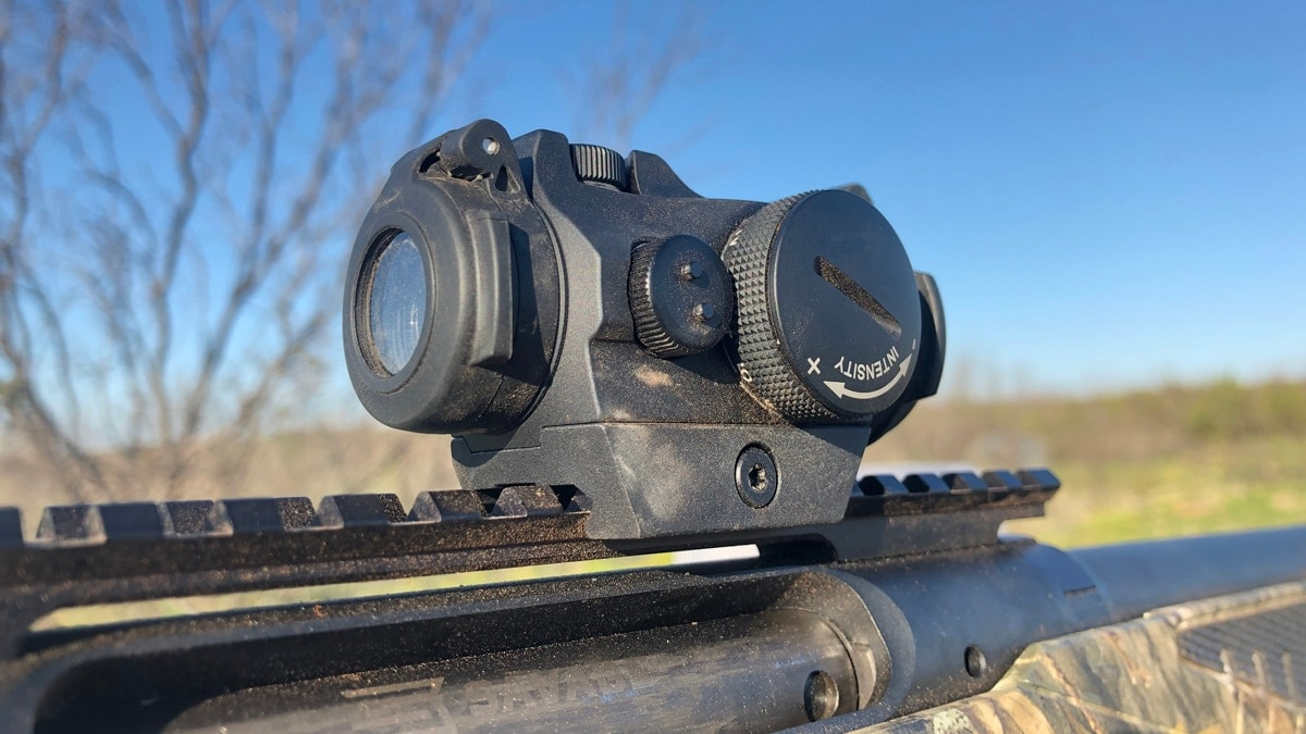 Hot Gobbler Optics: Aimpoint Micro H-2 Red Dot Proves Itself on Turkeys