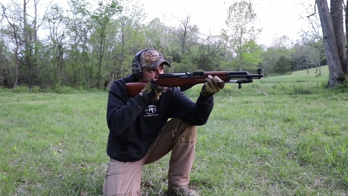 Testing How Bayonets Affect Practical Accuracy (VIDEOS)