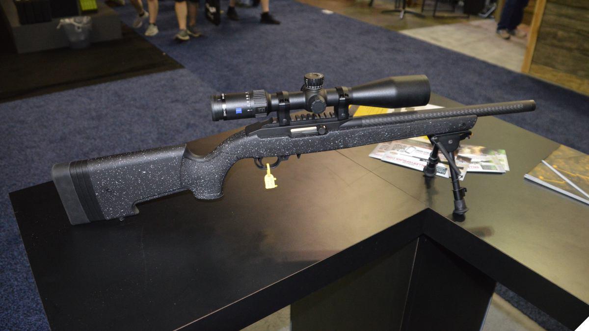 Bergara Brings New BXR .22 LR Rifle To NRAAM :: Guns.com