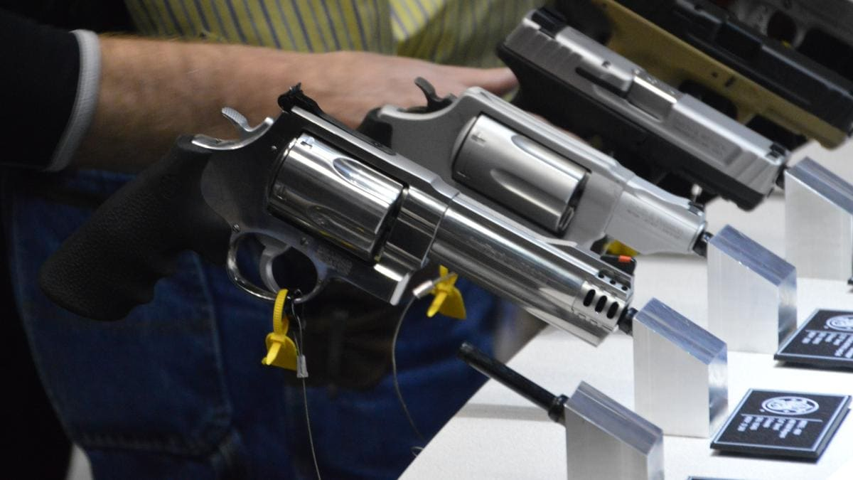 Bill Would Allow Dealers to Sell Handguns to Out-of-State Buyers