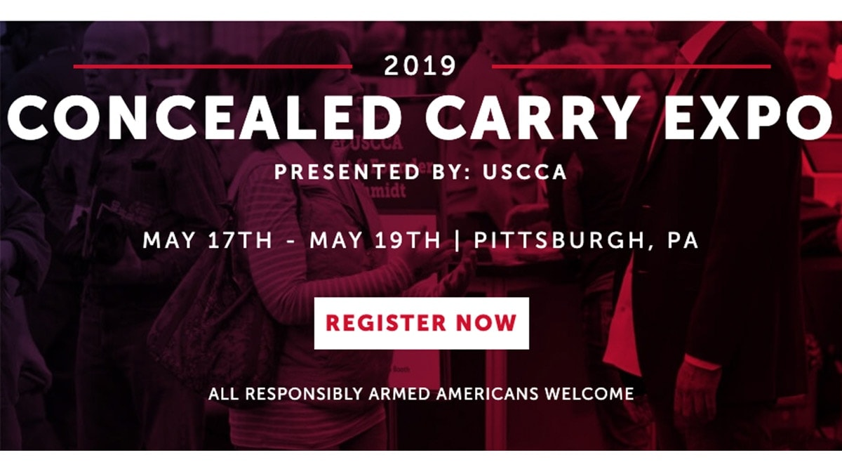 USCAA Concealed Carry Expo Heads to Pittsburgh