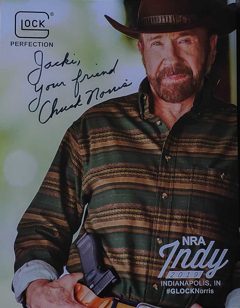 That Time I Met Chuck Norris | Alternative