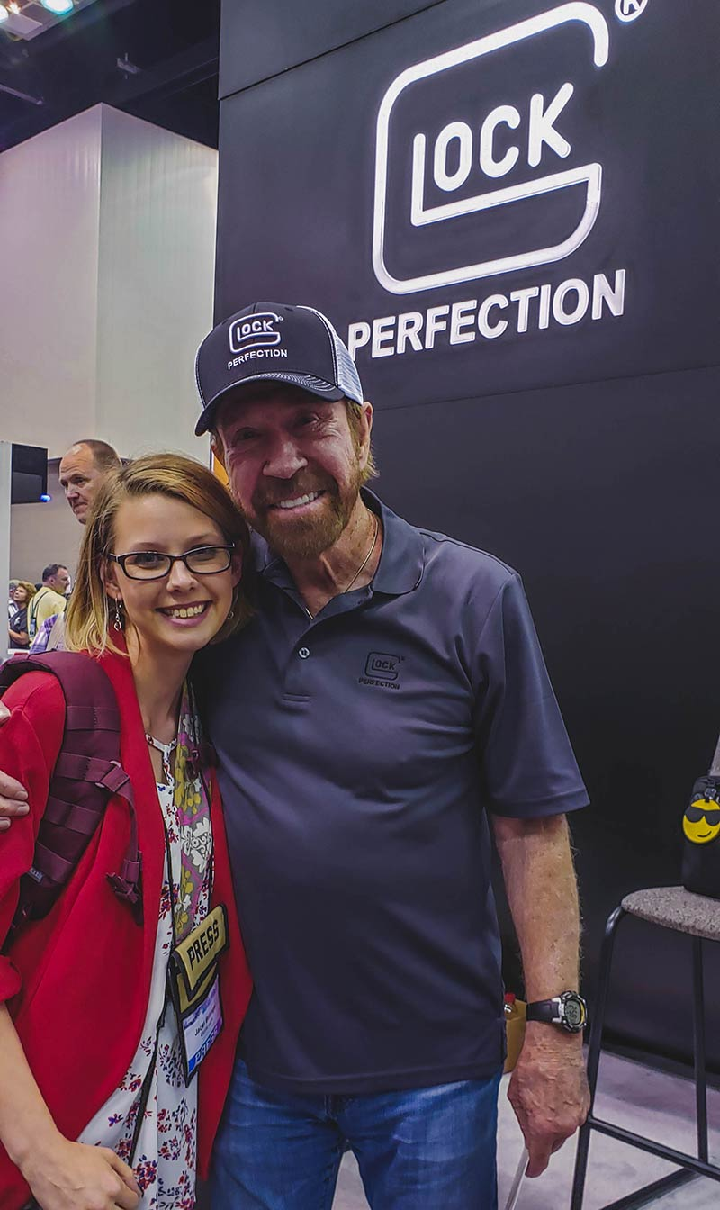 That Time I Met Chuck Norris :: Guns.com