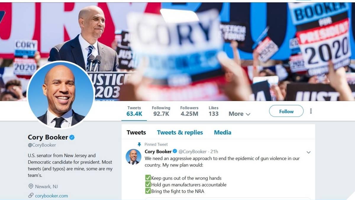 Cory Booker if President: Gun Bans, Licensing, Microstamping