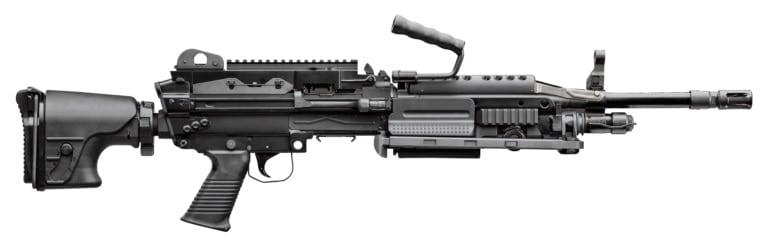 FN Mk48 6.5mm Creedmoor