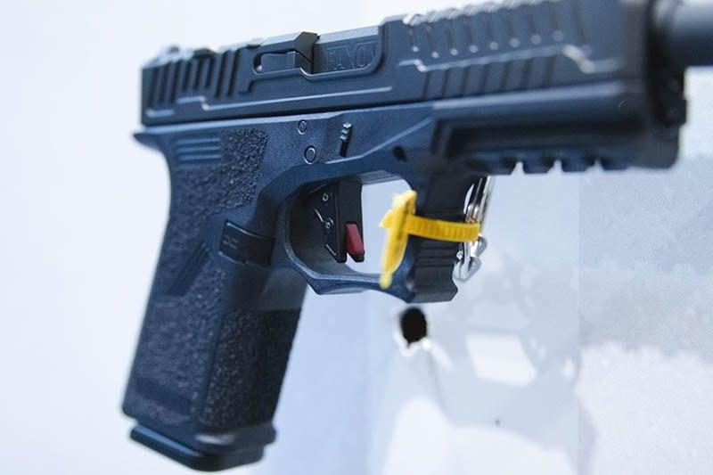 Faxon Firearms Forms the FX-19 Patriot, Hellfire :: Guns com