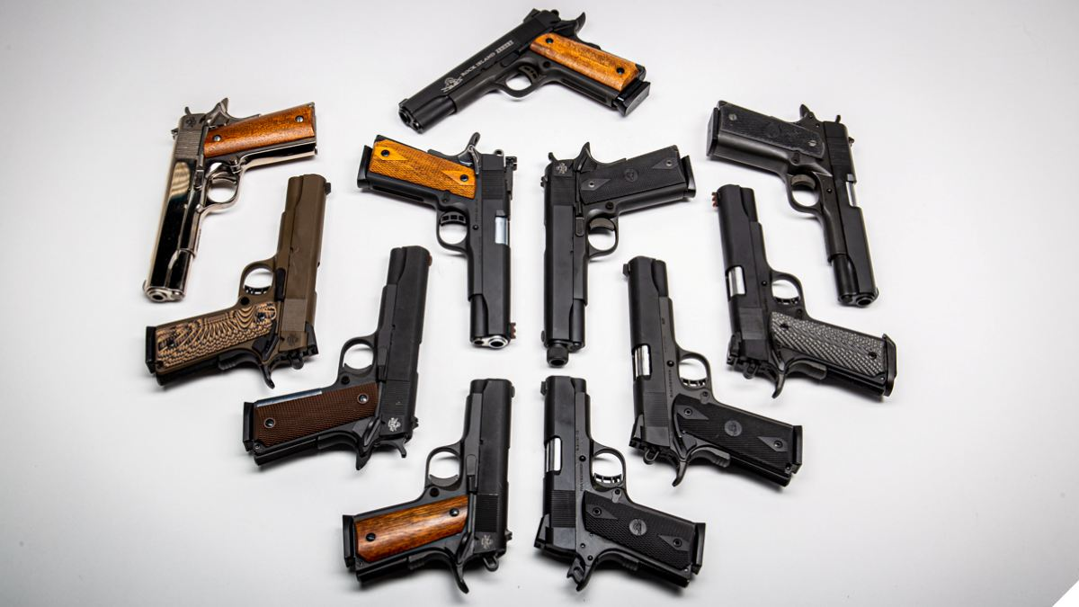 From the Guns.com Vault: Rock Island Armory 1911s (PHOTOS)