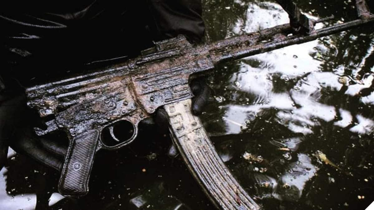 Full Auto Friday: Waterlogged StG44 Edition (VIDEO)