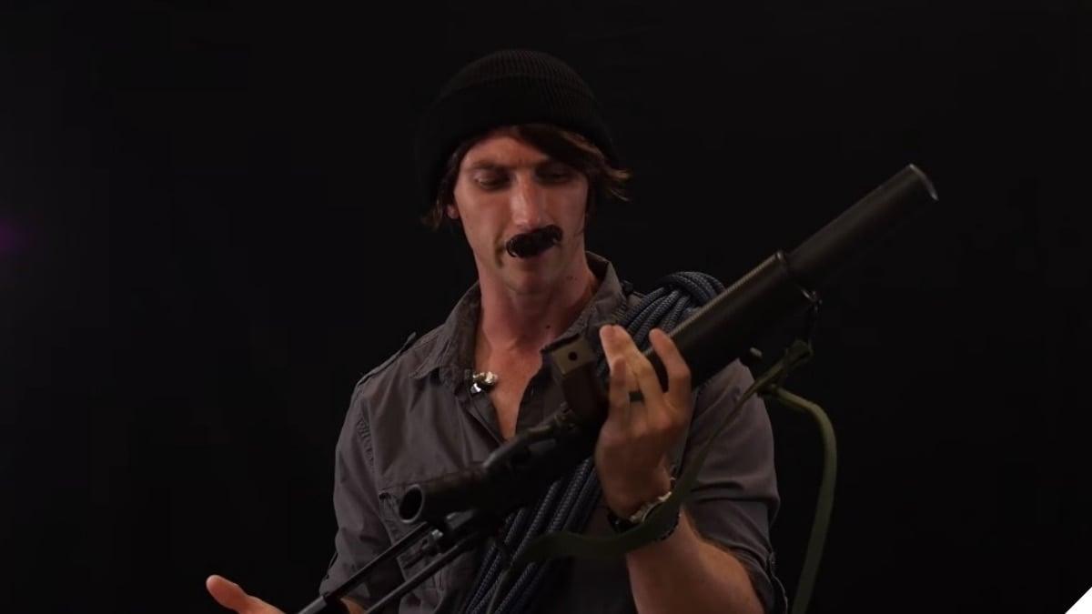 Heckler & Koch Quiet Sub Gun Fun: The MP5SD (VIDEO)
