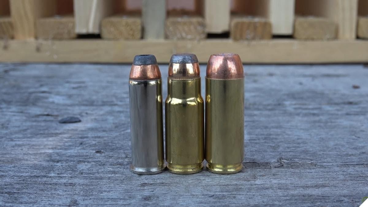 How the 429 DE Stacks up Against 44 Mag and 50 AE (VIDEO) :: Guns.com