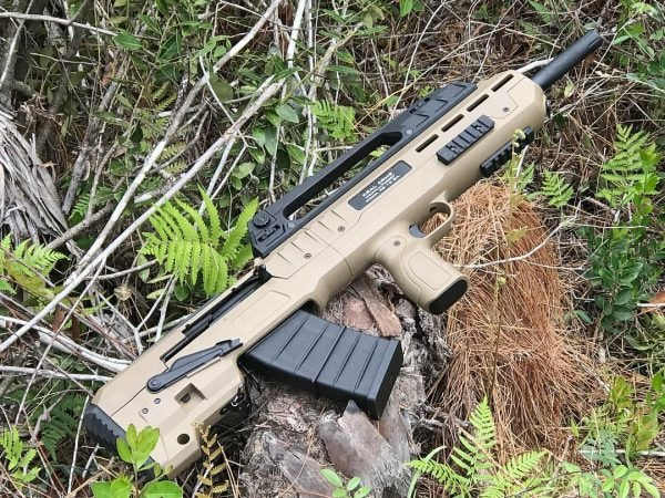 IO XB12 shotgun IOXB--Bullpup 12ga (2)