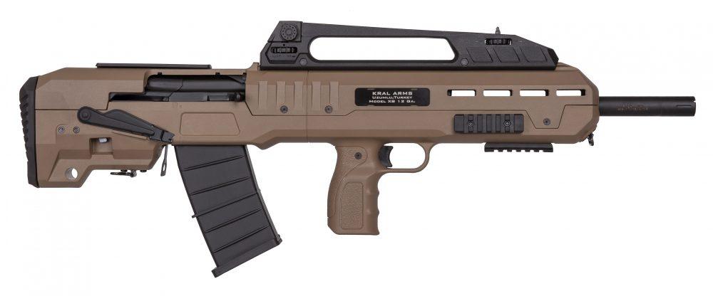 IO XB12 shotgun IOXB--Bullpup 12ga (4)