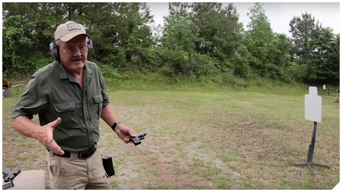 Jerry Miculek on Keeping One in the Pipe While Carrying (VIDEO)
