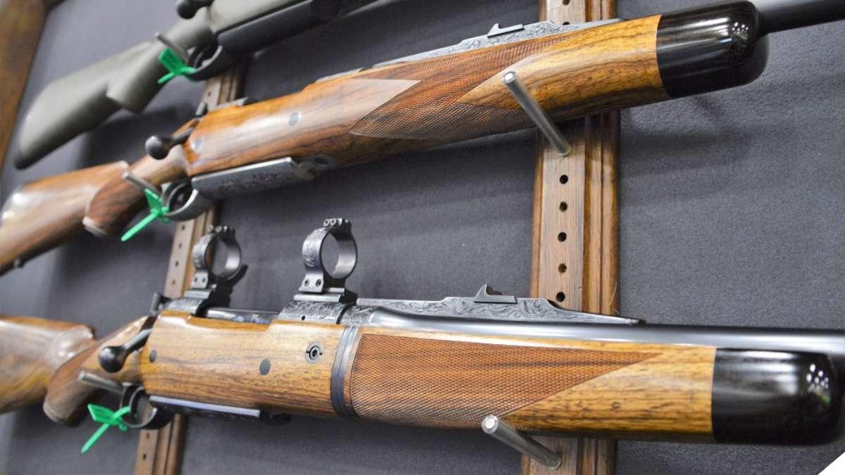Dakota Arms rifles by Remington