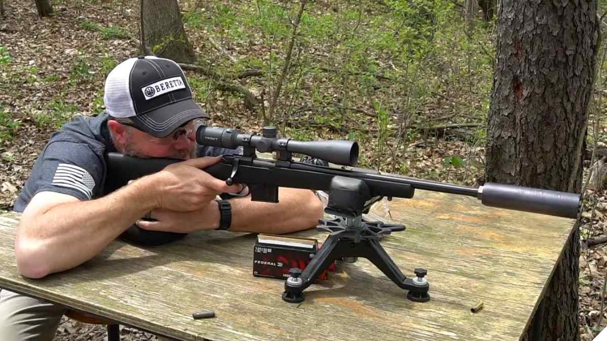 Mini-Mauser: Spending Some Time with the CZ 527 in 7.62x39 (VIDEO)
